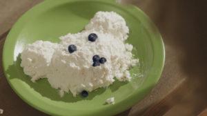 Zmrzlina Míša Borůvkový