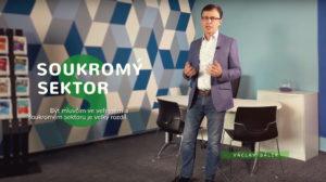 PRklub Václav Bálek mluvčí roku 2019