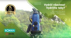 Sokkia iX Totální stanice